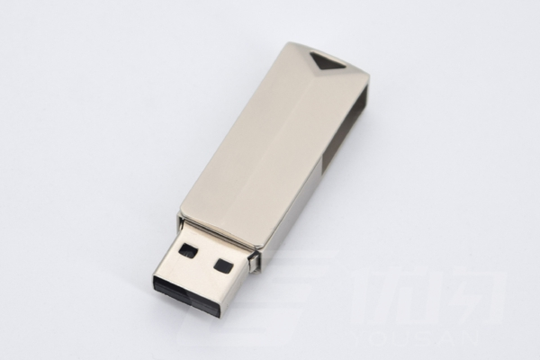 New gift metal rotating USB flash drive Promotional gifts metal rotating USB flash drive