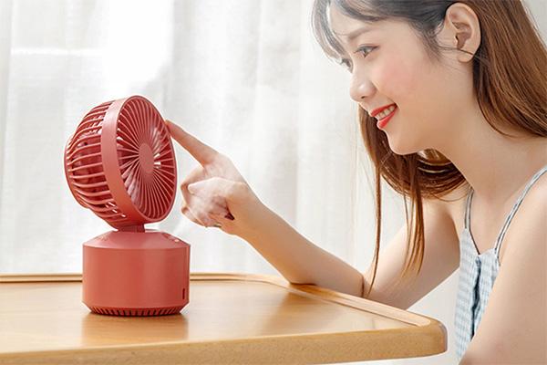 F10 desktop spray fan